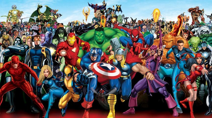 super-hero 2016